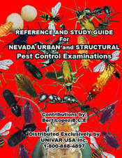 NEVADA PEST CONTROL EXAMINATIONS
