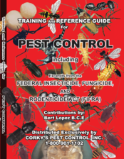 NATIONAL PEST CONTROL TRAINING AND REFERENCE GUIDE