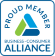 Proud Member of the the Business-Consumer Alliance