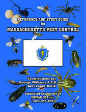 MASSACHUSETTS PEST CONTROL EXAMINATIONS