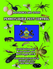 PENNSYLVANIA PEST CONTROL EXAMINATIONS