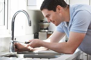 Fixing Faucet