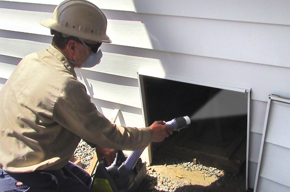 Special Mobile Home Misting Treatment
